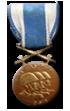 Československá medaile Za Zásluhy 2. stupně