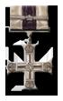 Za velení při akci Palba 1938; Za příkladné vedení a organizaci perutě během akce Invaze 1944